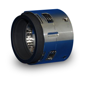 Picture of the Fluidol Style 58 Multi Spring Component Mechanical Seal.